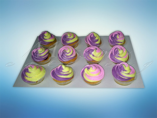 Cup cake 21